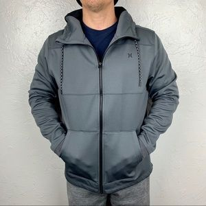 Hurley x Nike therma-fit hoodie size Large